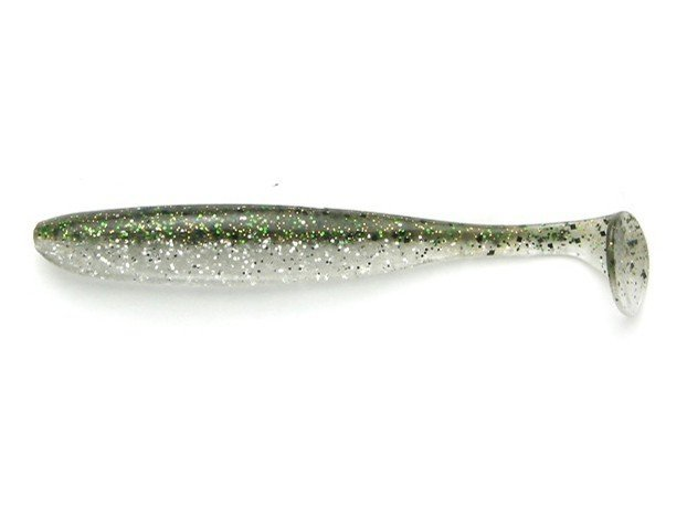 KEITECH Easy Shiner 5 inch - #416 Silver Flash Minnow