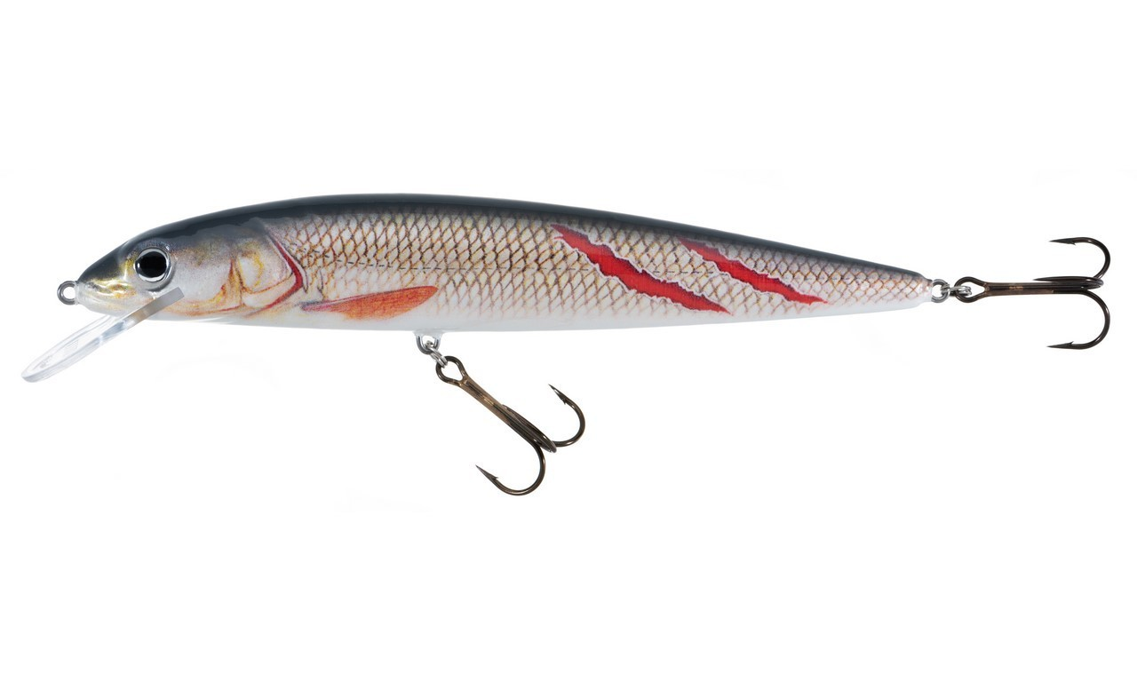 JAXON WOBLER HOLO SELECT FISH MAX VJ-W25FKSY 25cm F