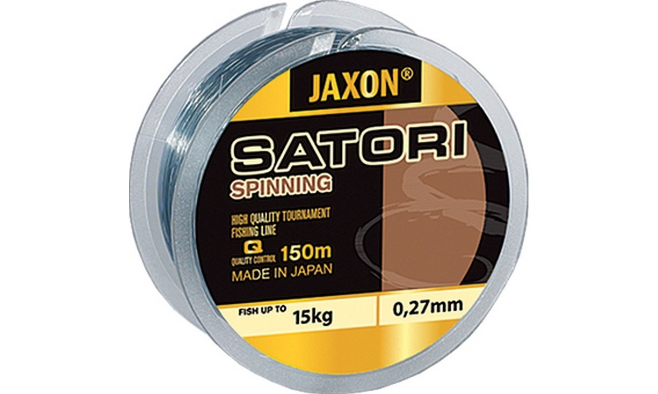 JAXON VLASEC SATORI SPINNING 0,22mm 150m