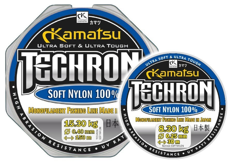 VLASEC TECHRON SOFT NYLON 0.22/150m